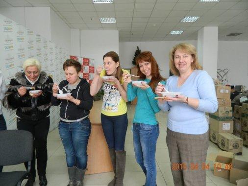 """Борщ від """"Кулінарної Сотні Кіровоградщини"""" смачний - перевірено!"""