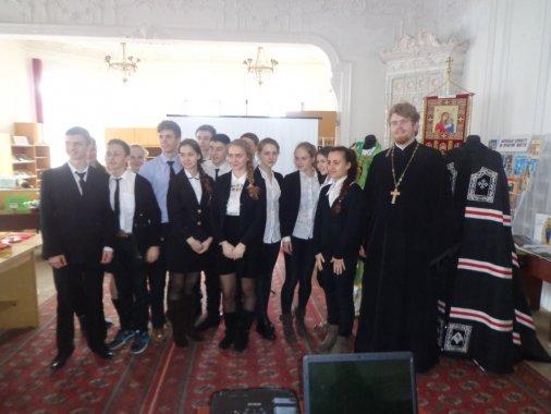 Тиждень православної віри відбувся у бібліотеці ім. Бойченка