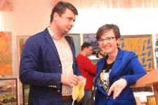 Олександр Дануца та Олена Кваша, автор фото - Олег Шрамко