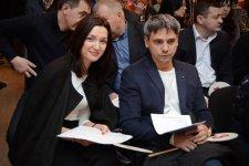 Анна Зарєчна та Юрій Шарова, автор фото - Олена Карпенко