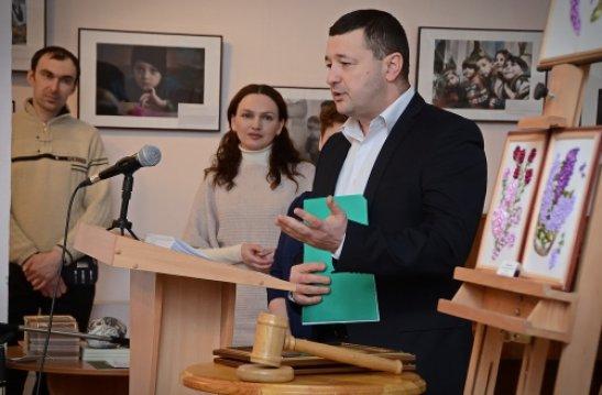 Геннадій Сябренко, автор фото - Олена Карпенко