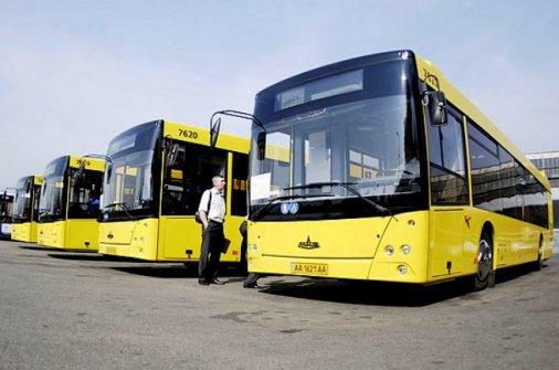 Сьогодні громадський транспорт в Кіровограді працює довше