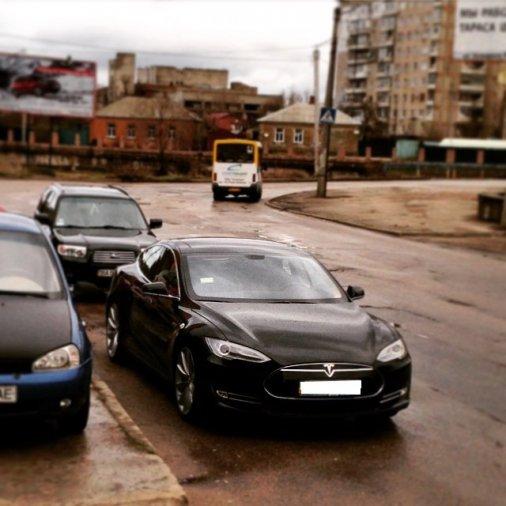 Тесла в Кировограде