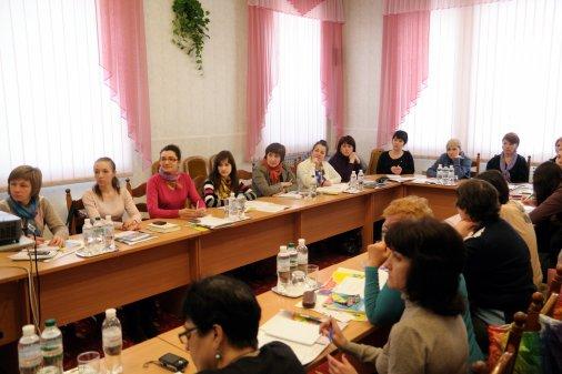 """Кіровоградські активісти взяли участь в освітньому семінарі  «Сучасні засоби контрацепції та планування сім'ї""""."""
