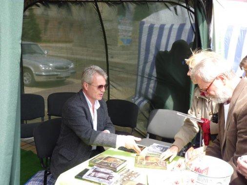 Виставка-ярмарок «Весняний книговир» відбулась у Кіровограді