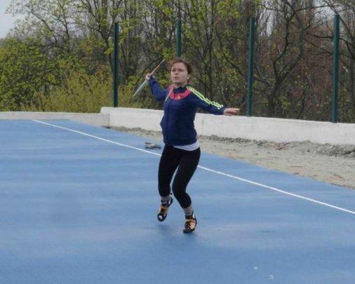 Підсумки Кубку України з легкоатлетичних метань
