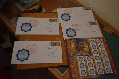 У Кіровограді презентували поштову мініатюру, присвячену першому пленеру галереї Єлисаветград