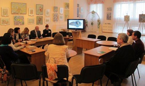 Відбувся круглий стіл пам'яті В'ячеслава Шкоди  «Скарби біля порогу…»