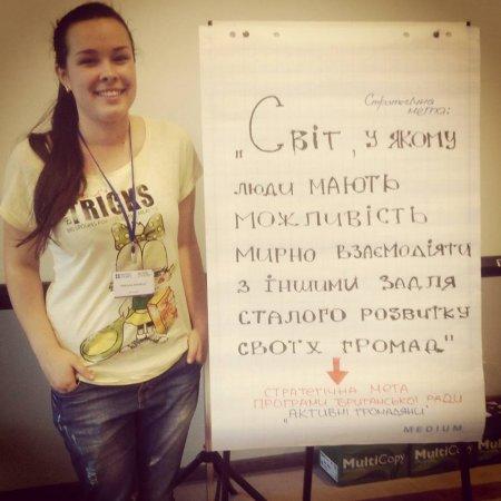 Катерина Заботкіна, Кіровоград