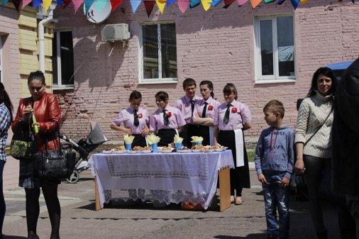 Кіровоградці відзначили День матерів