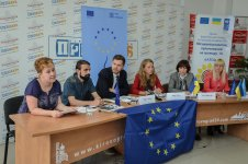 Ярмарок проектів ЄС у Кіровограді, автор фото - Олена Карпенко