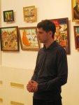 Андрій Ліпатов, син покійного художника