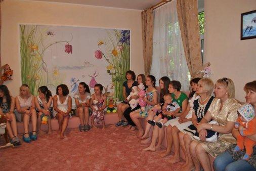 Обласний соціальний центр матері та дитини відсвяткував 3 роки