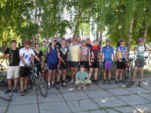 Велопоход выходного дня: Приглашение для новичков!
