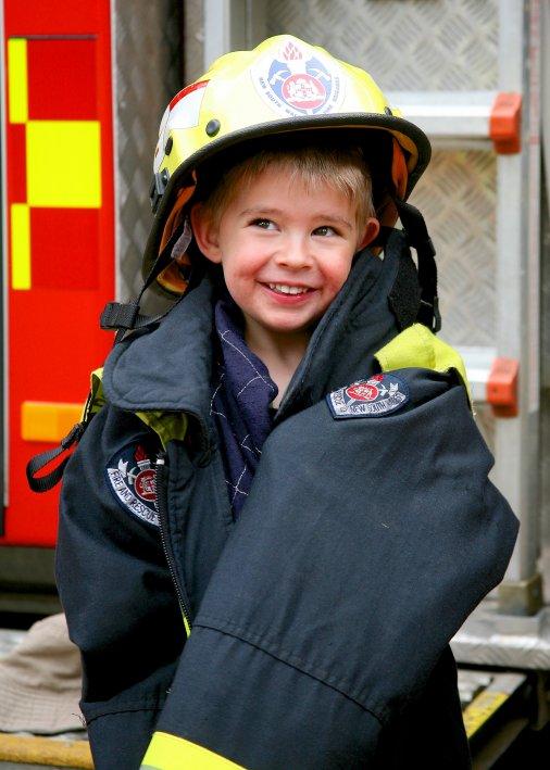 У Кіровограді змагалися юні пожежники