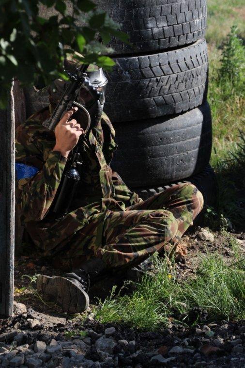 Кіровоградські журналісти влаштували перестрілку