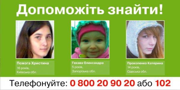 ПриватБанк підключився до розшуку зниклих дітей