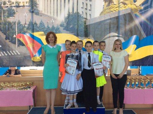 """Переможці змагань """"Кубок центрального регіону - 2015"""" отримали нагороди!"""