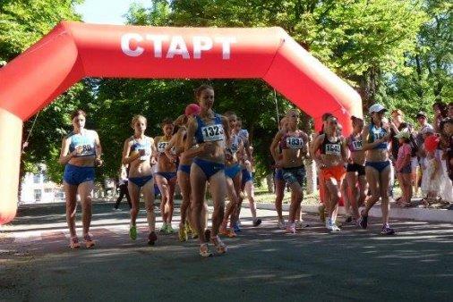 Чемпіонат України зі спортивної ходьби вперше відбувся в Олександрії