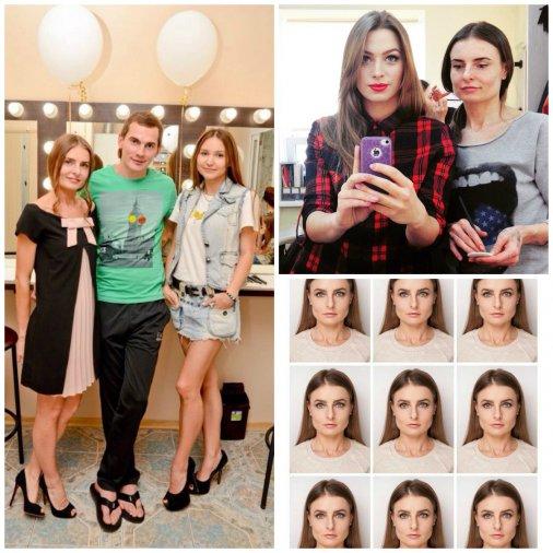Школа макияжа Натальи Алифаной в Кировограде
