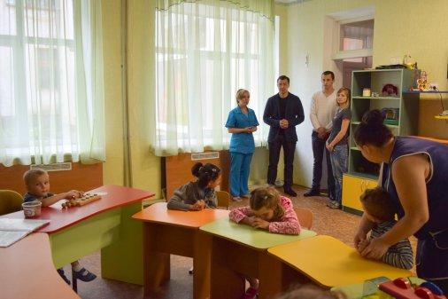 Олександр Шамардін підтримав ініціативу для особливих діток