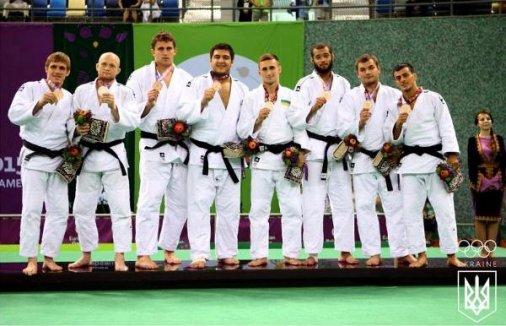 Спортсмен з Кіровоградщини Кеджау Ньябалі отримав нагороду на Європейських іграх