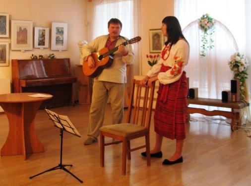 «З піснею по життю» зібрались клубівці авторської пісні та поезії «Байгород»