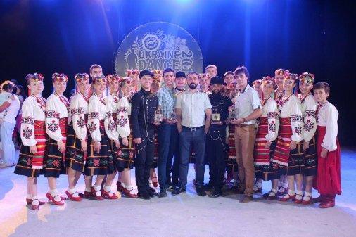 Ukraine Dance Awards: Кіровоградці - серед краших!