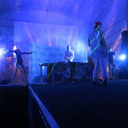 Open-air у Дендропарку: багато танців під хіти