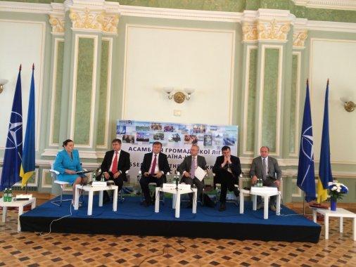 Олена Арутюнян взяла участь у Генеральній Асамблеї Громадської ліги Україна – НАТО