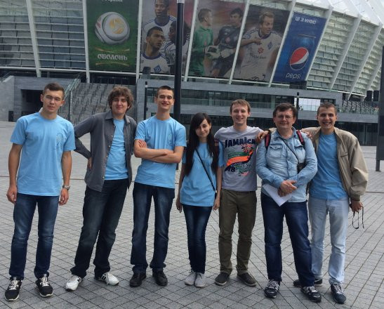Кіровоградська команда