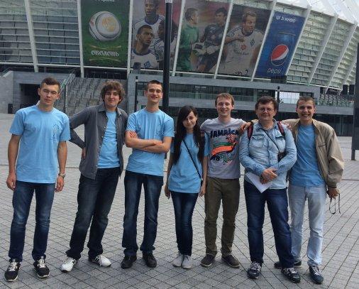 Кияни, кіровоградці, львів'яни та одесити змагалися за звання кращих знавців Європи в Україні