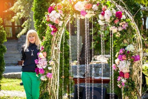 Елена Федоренко поможет организовать свадьбу вашей мечты