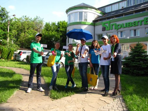 Кіровоградські школяри можуть пройти фінансову навчальну практику