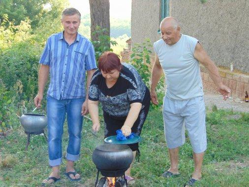 Яскраве свято Івана Купала у селі Осички
