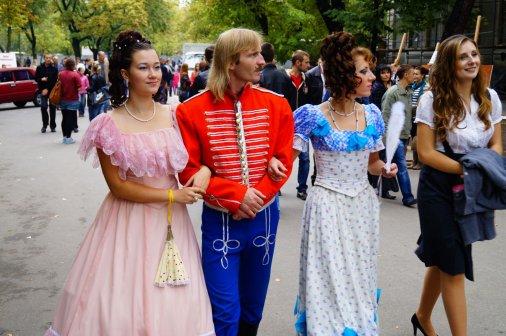 День міста кіровоградці будуть святкувати у парку Пушкіна