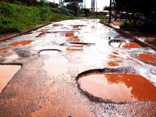 Кіровоград – на дев'ятій позиції у рейтингу міст із найгіршими дорогами