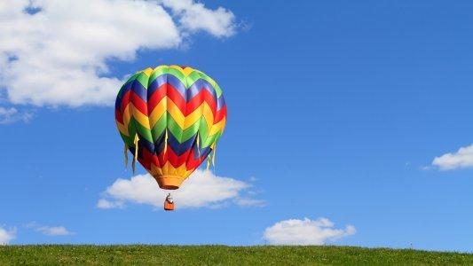 Поезія та мандри на повітряній кулі
