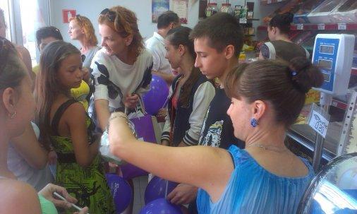 Кіровоградські ласуни отримали призи та подарунки!