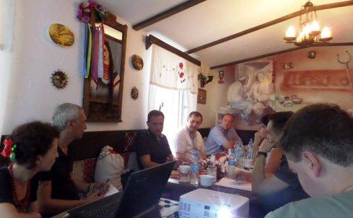 У Кіровограді обговорили стан паліативної допомоги