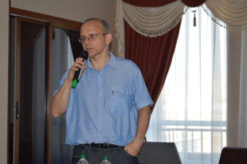 Андреас Умланд – про громадянське суспільство та демократію