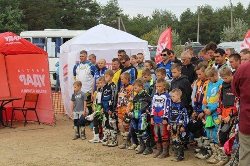 Свято великого спорту: У Кіровограді запекло змагалися мотогонщики з усієї України.