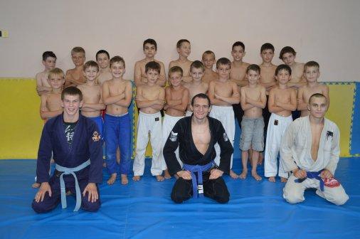 Евгений Скирда: В клубе «Борец» мы не просто тренируем физические качества, много времени уделяется воспитательному процессу