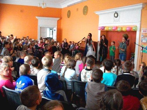 Відбувся Бібліофест «Запрошуємо до країни Читалії»