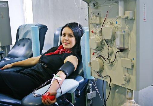 Тиждень донорства у Кіровограді