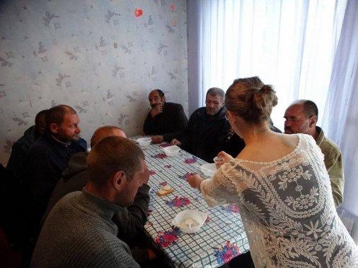 """Команда """"Милосердие"""" готовится к работе с бездомными зимой"""