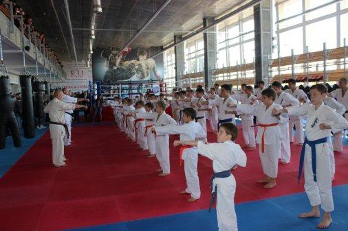 Новий спорткомплекс «Fight Baza»
