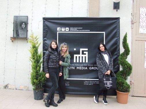 Кировоградцы побывали на конкурсе New Fashion Generation