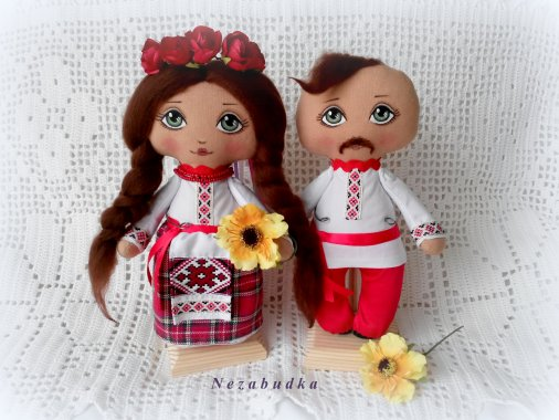 Незабываемые куклы делают в Кировограде