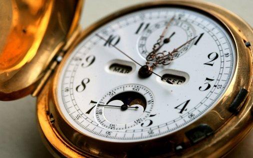 Переведите часы!